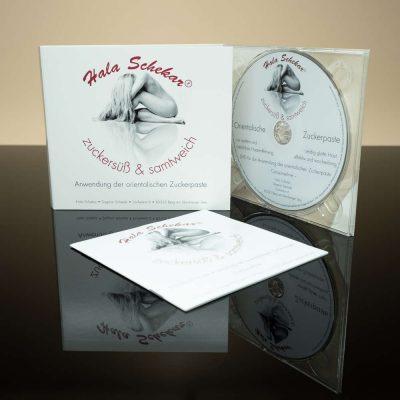 DVD Anwendung Hala Schekar